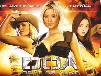 dead or alive adaptacja