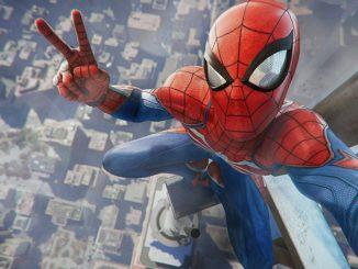 ps4 spiderman