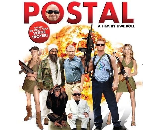 postal film