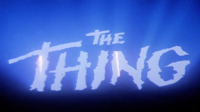Logo the thing coś