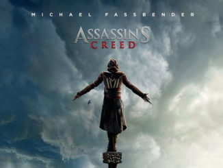 Plakat z filmu assassins creed