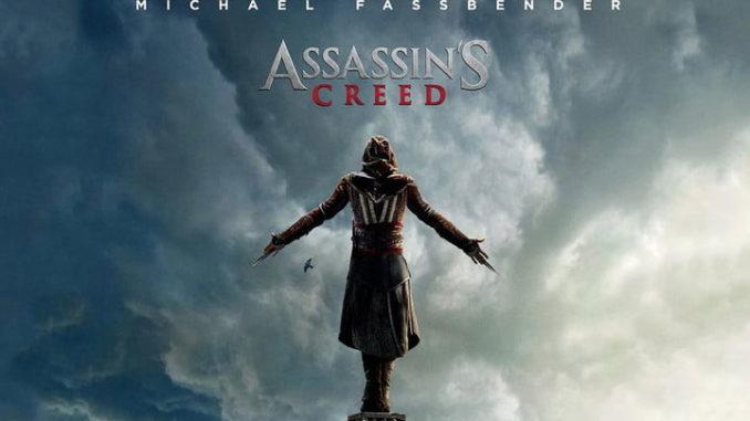 Plakat z filmu assassins creed