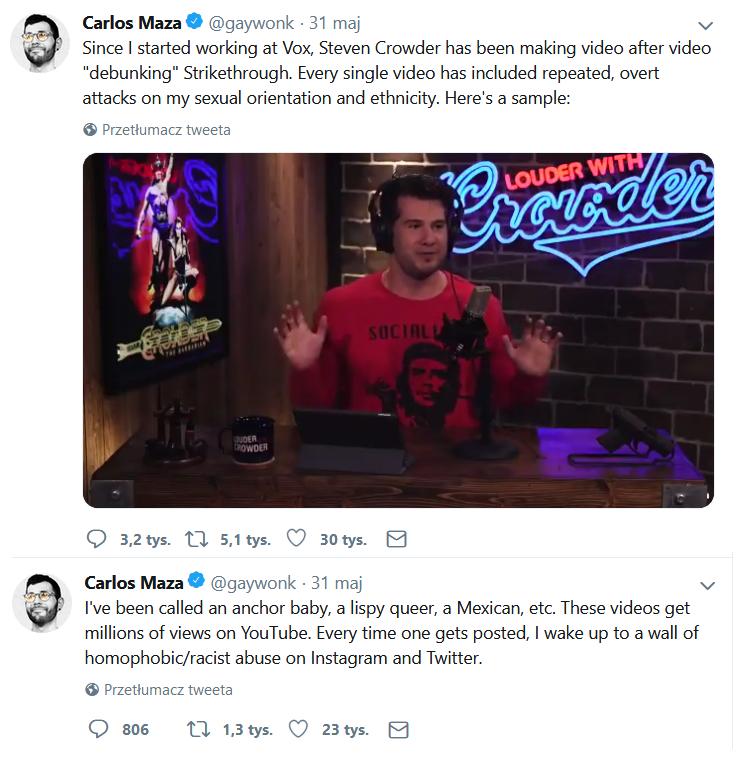 Carlos maza tweety