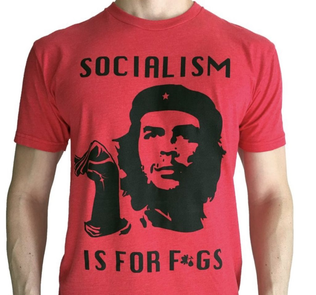 socjalizm jest dla fig koszulka