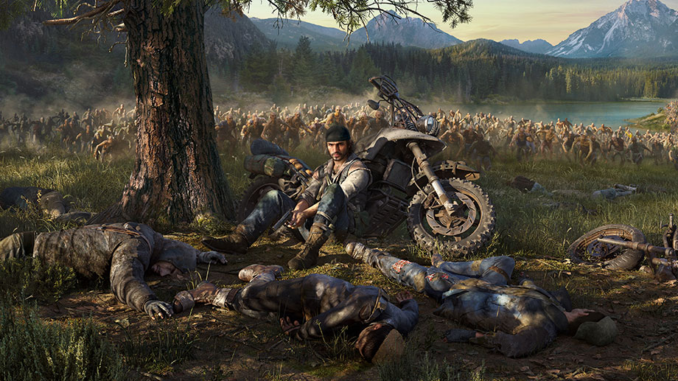 Days Gone na PS4