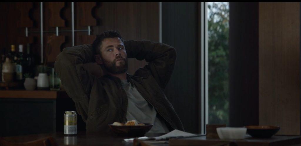 Thor jedzenie