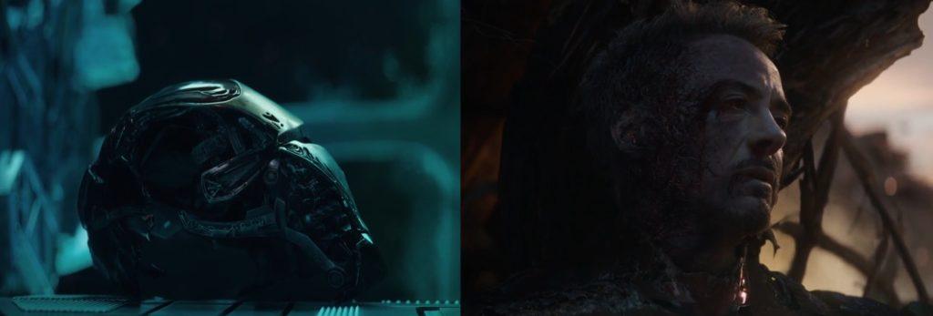 Twarz Starka hełm