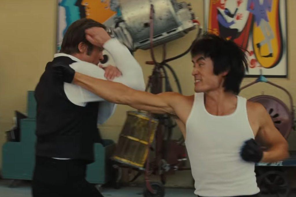 Bruce Lee Cliff Gene Lebell
