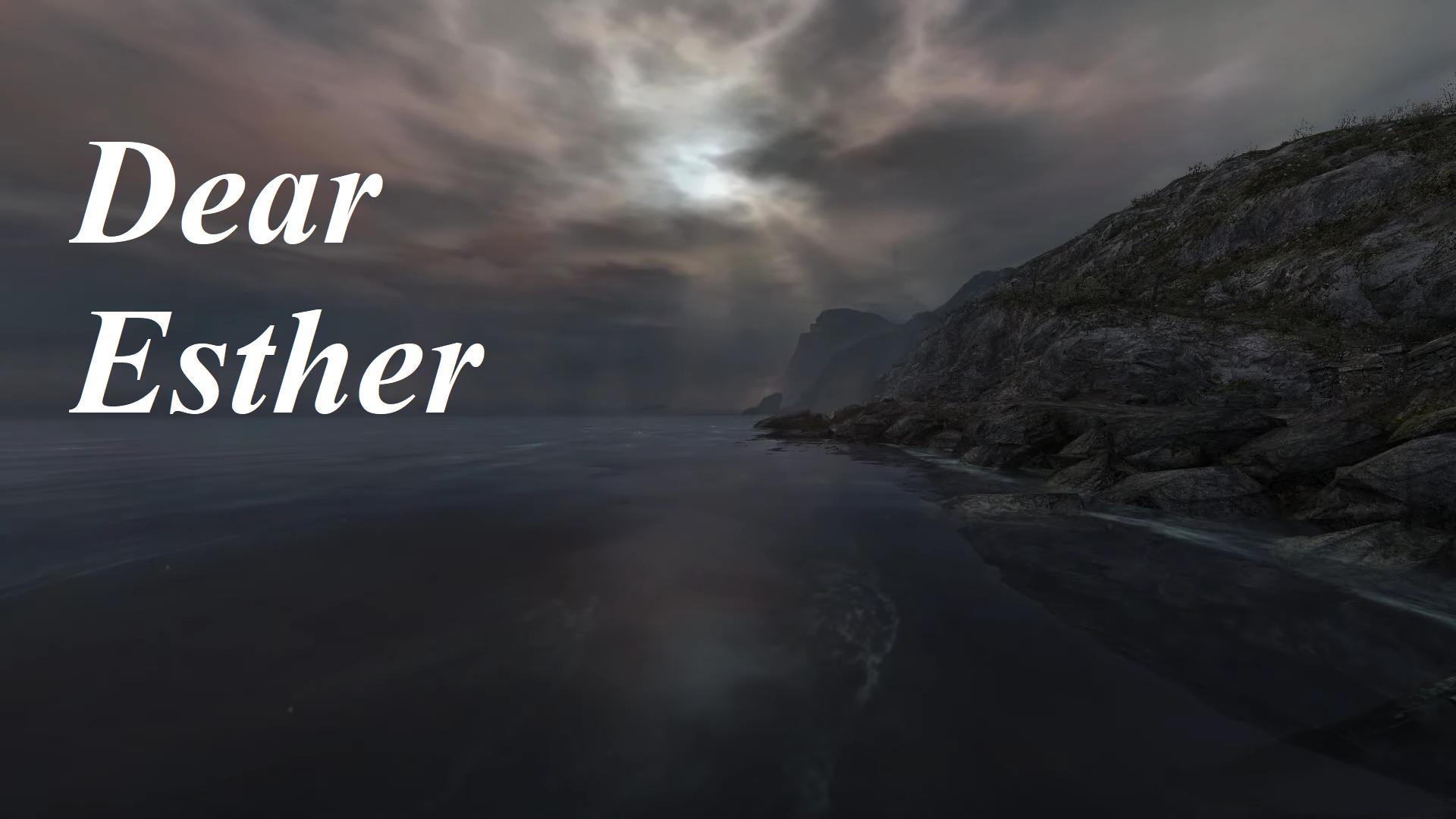 Dear Esther recenzja