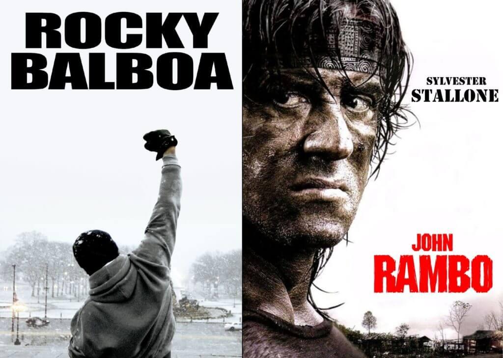 John Rambo Racky Balboa