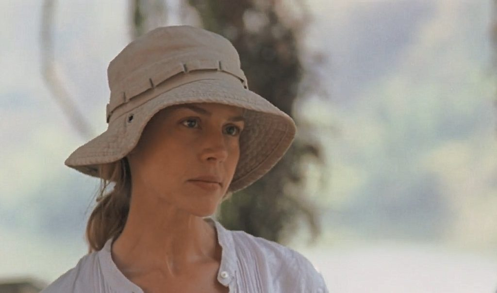 Julie Benz Rambo