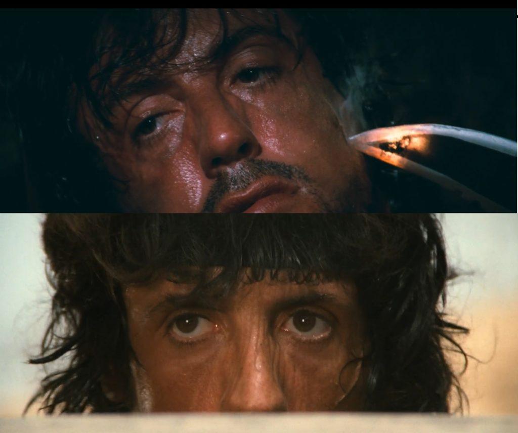 Rambo blizna