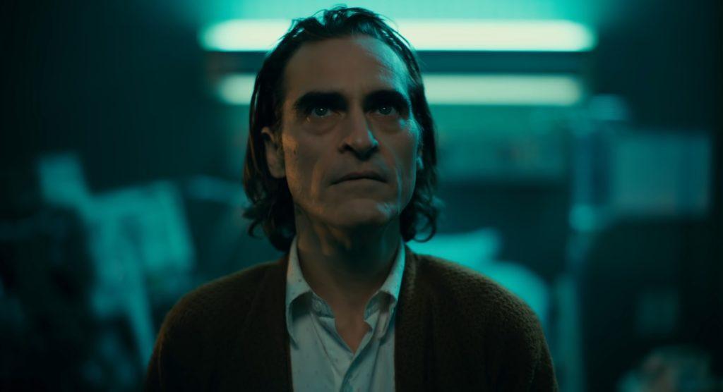 Joaquin phoenix w filmie Joker