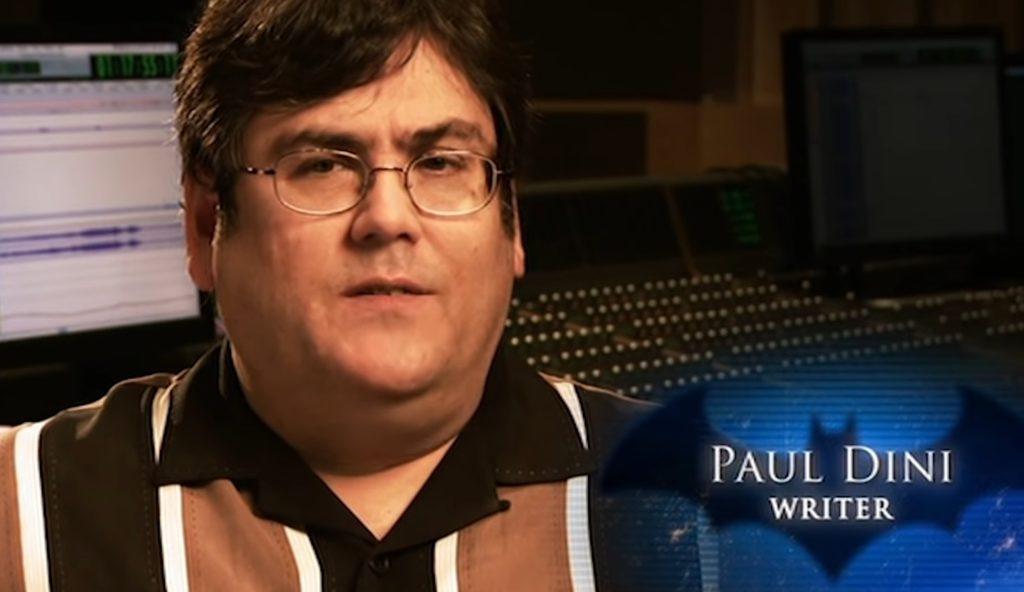 Paul Dini - scenarzysta Arkham Asylum