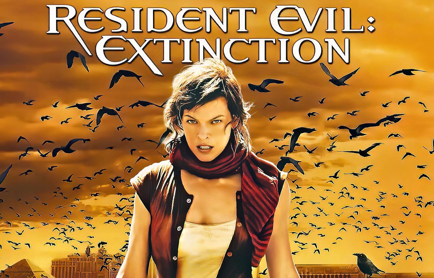 Resident evil zagłada