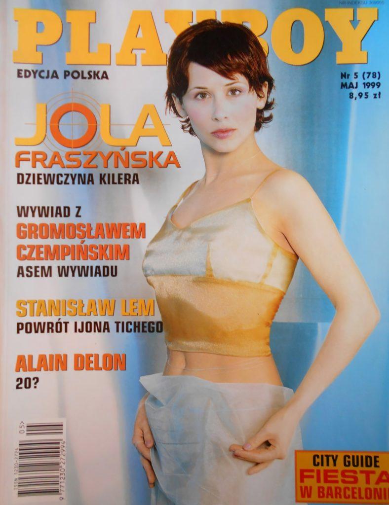 Playboy maj 1999 - Stanisław Lem