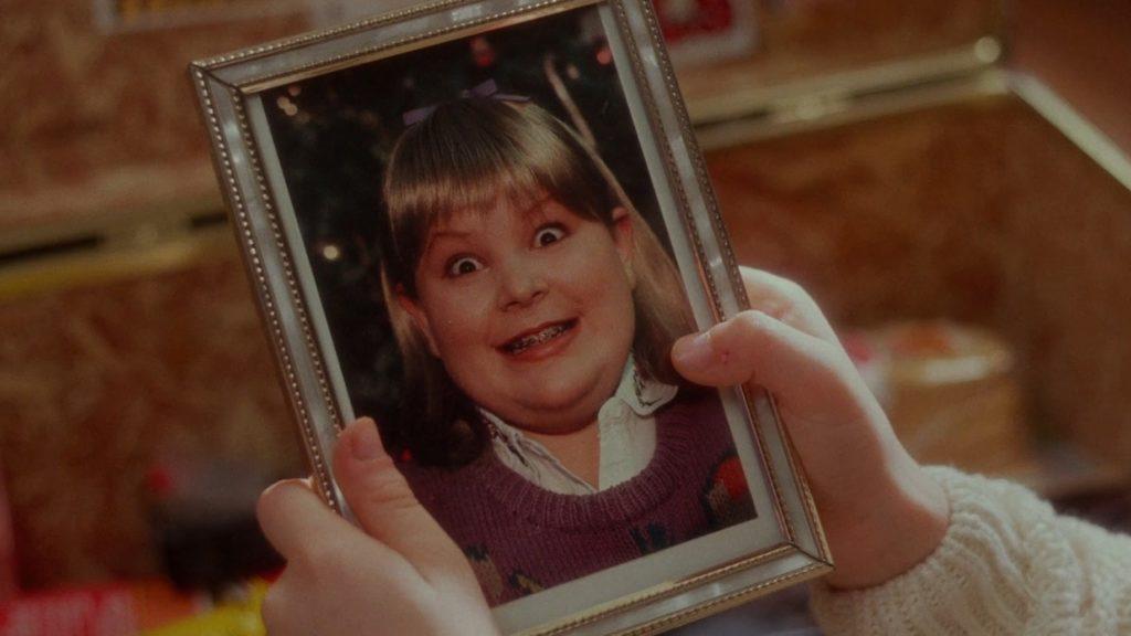 Kevin sam w domu dziewczyna Buzza