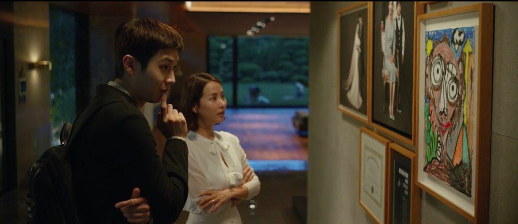 Parasite film koreański obraz