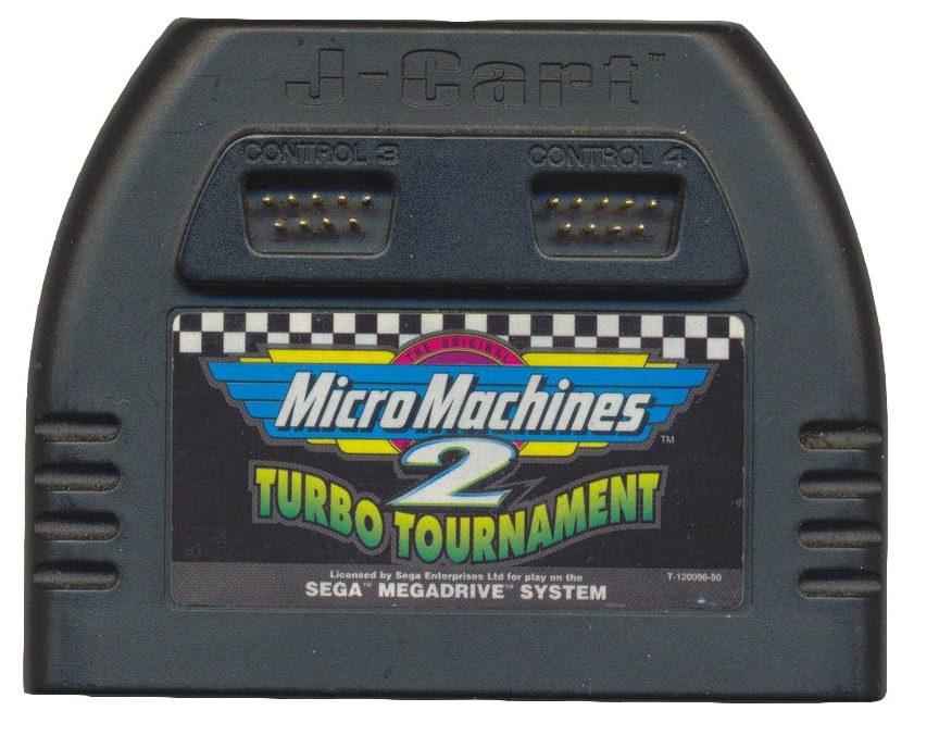 J-cart micro machines 2