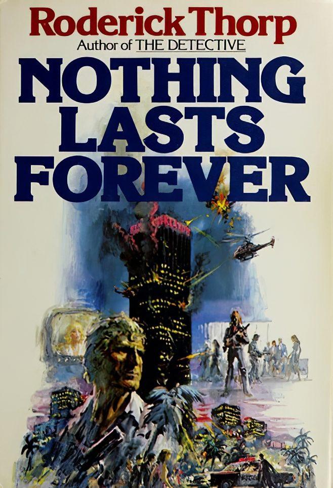 Nothing lasts forever książka
