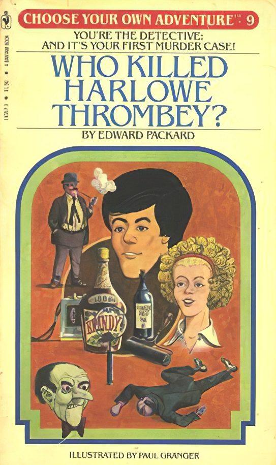 Kto zabił Harlowe'a Thrombeya