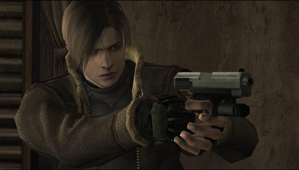 Leon w resident evil 4