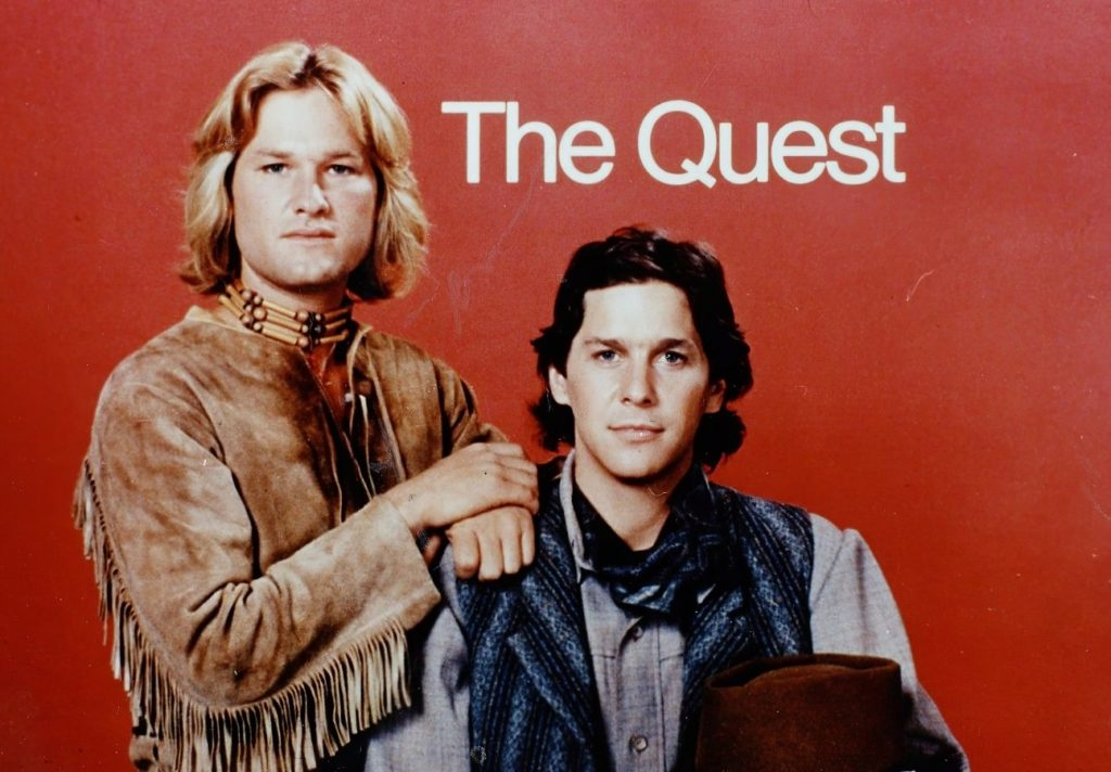 Kurt Russell w serialu The Quest