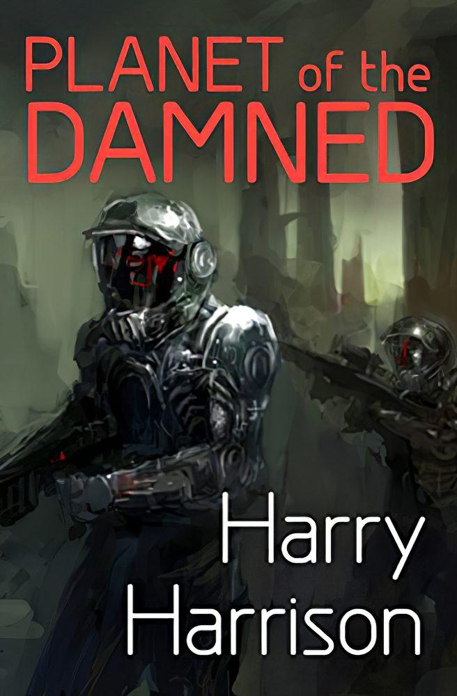 Planeta przeklętych Harry Harrison