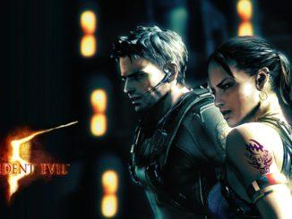 Resident evil 5 tapeta