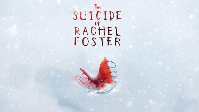 Th Suicide of Rachel Foster plakat