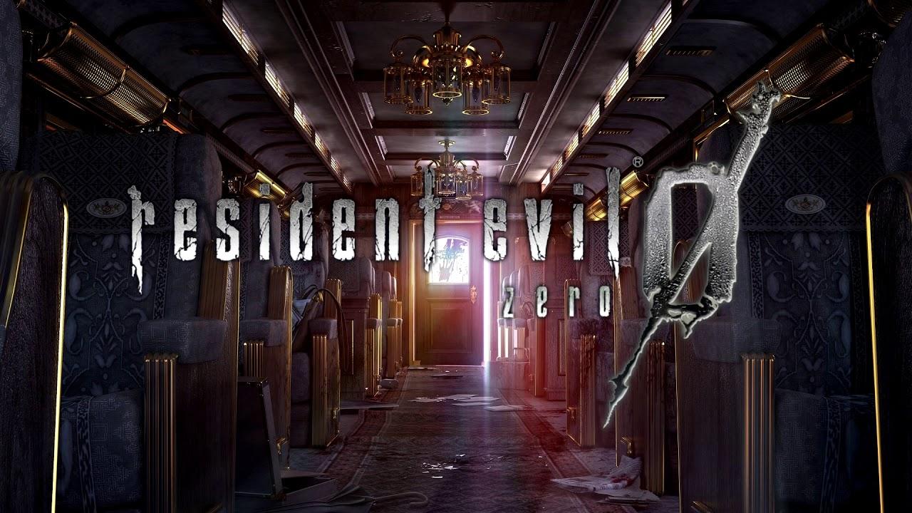 Resident evil 0 tapeta