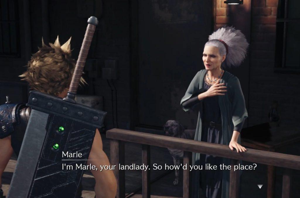 Marle Final Fantasy 7