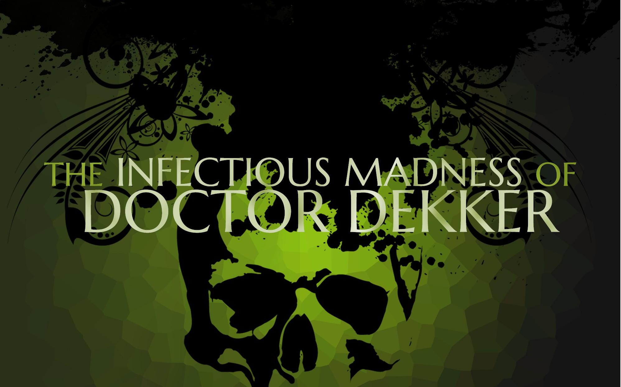 Dr dekker ekran tytułowy