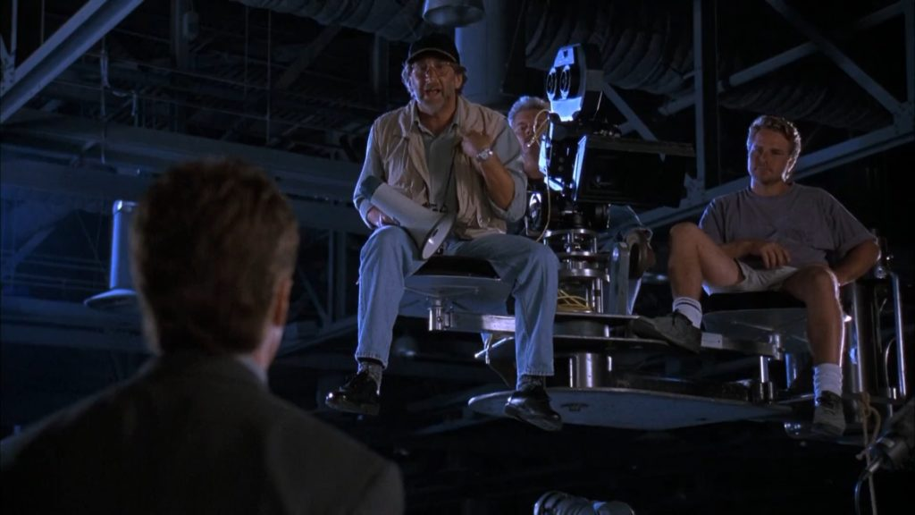 Spielberg mortal kombat