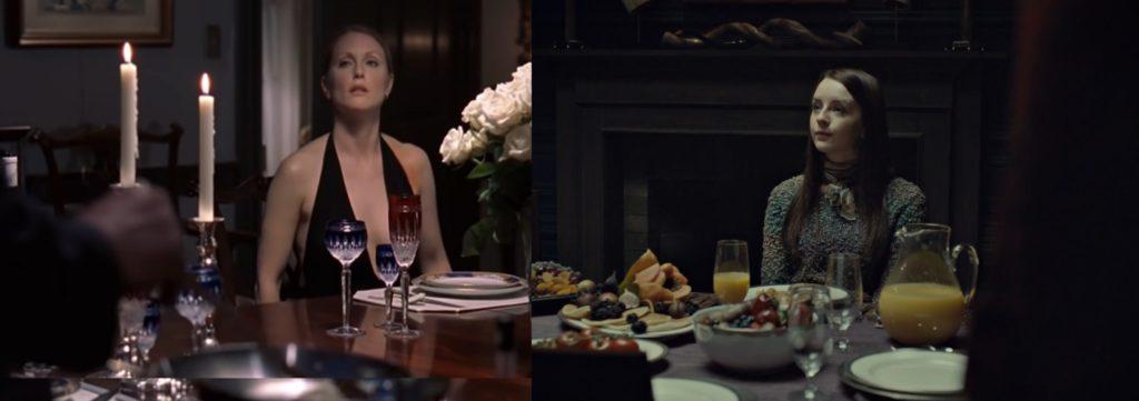 Hannibal clarice kolacja
