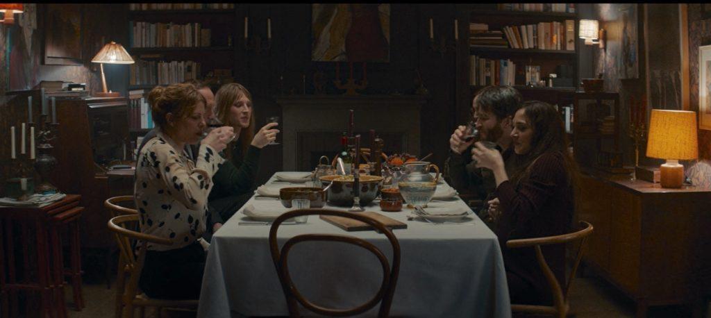 Pożegnalna kolacja Dark