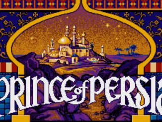 Prince of persia 1 tapeta
