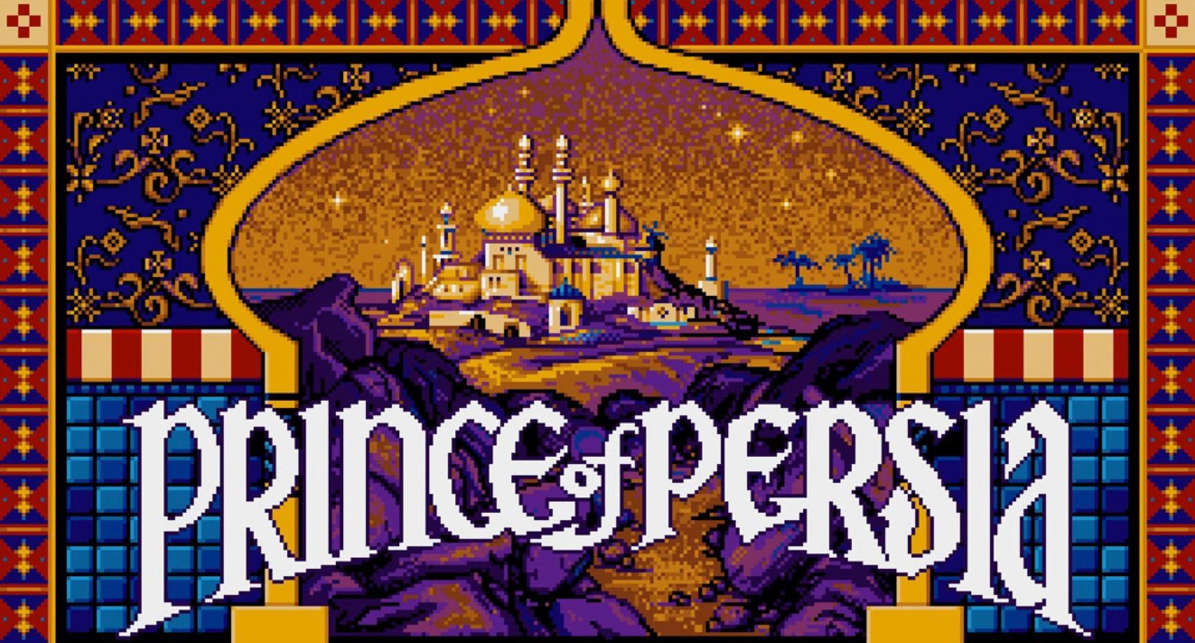Prince of persia 1 tapeta
