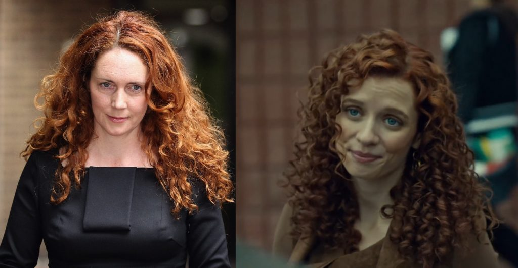 Rebekah Brooks, Freddie Lounds