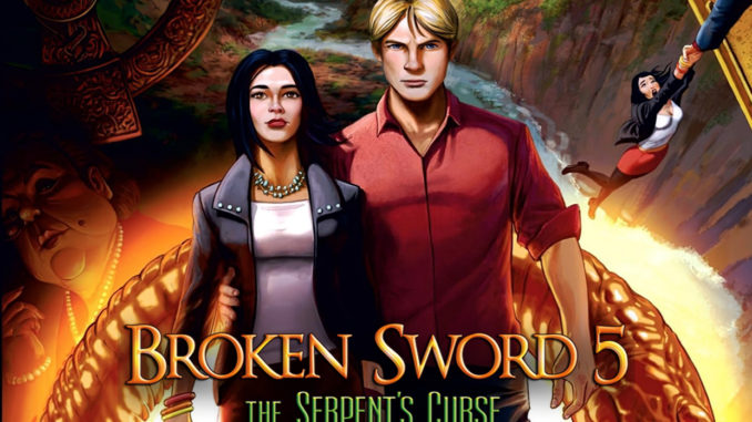 Broken sword 5 tapeta