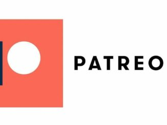 Patreon logo serwisu