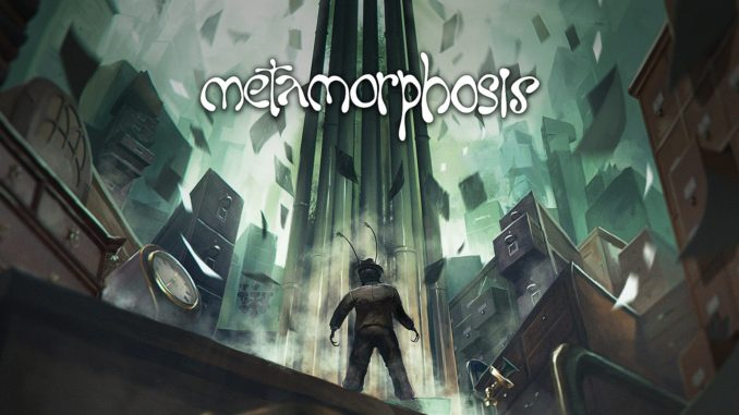 metamorphosis gra tapeta
