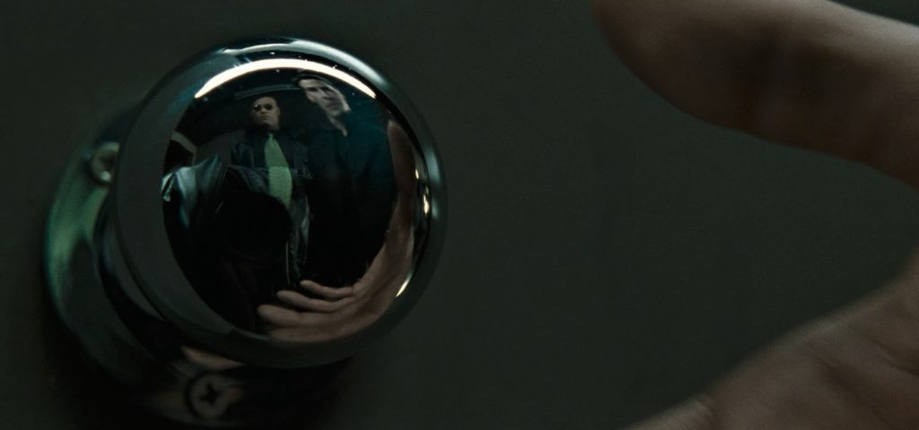 Błąd Matrix klamka