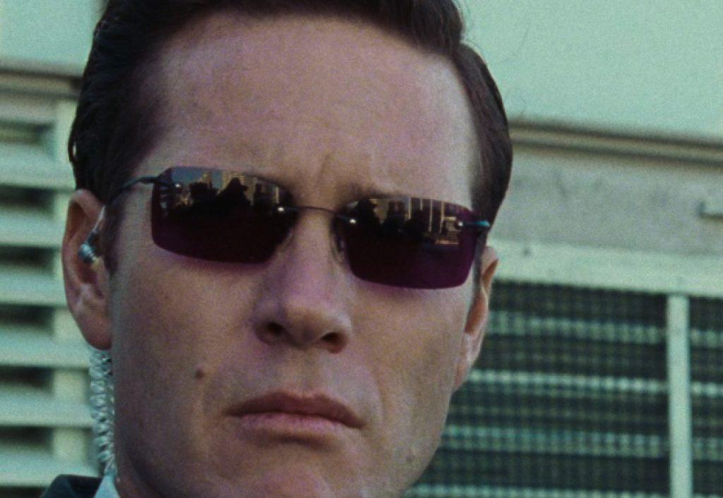 Matrix okulary agent