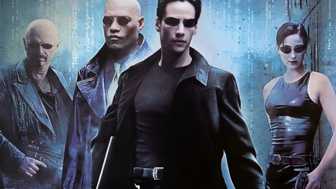 Matrix plakat