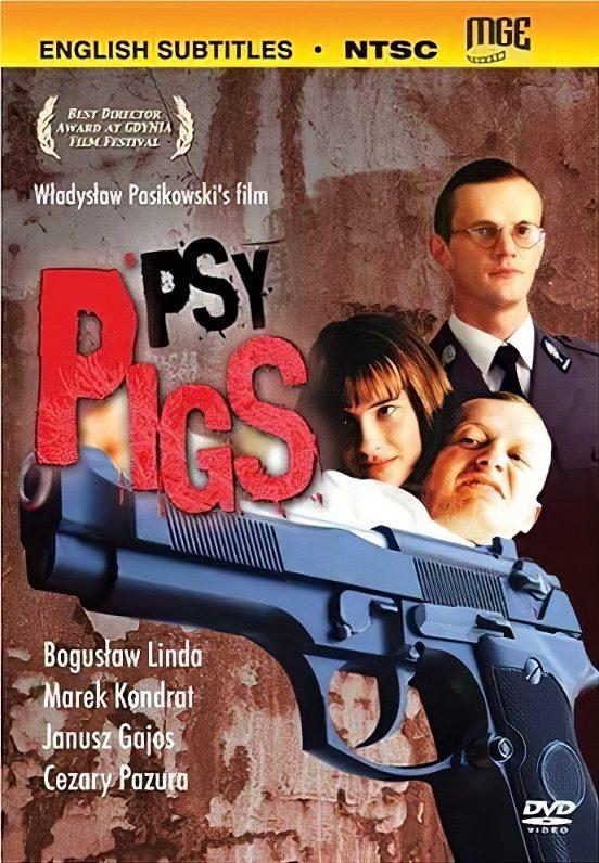 Psy pigs dvd