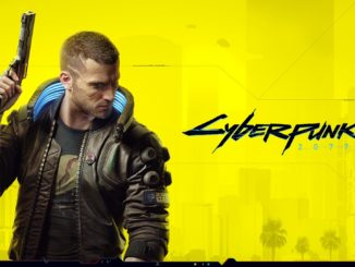 Cyberpunk 2077 tapeta