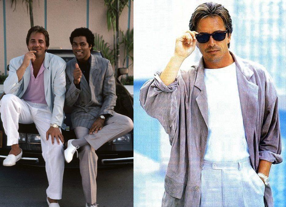 Miami vice moda