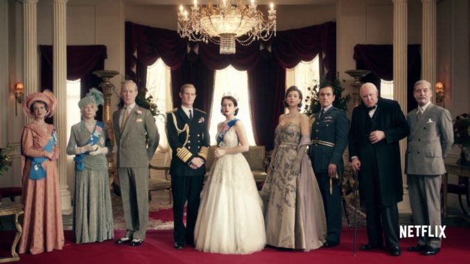 The Crown serial Netflix