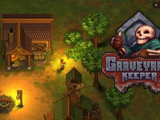Graveyard keeper gra